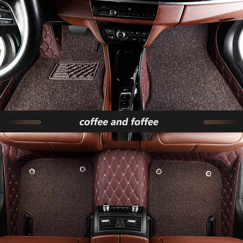 Tapis de sol spécial pour opel corsa d astra k antara zafira tourer mokka accessoires voiture tapis de voiture