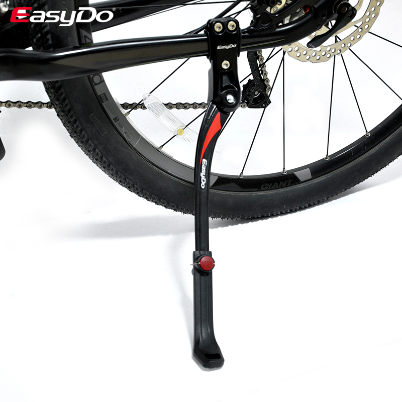 ZTTO Bicycle Kickstand Parking Rack MTB Mountain Bike Support Side Kick Stand