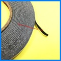 1 Roll 2mm Black Double Side Adhesive Sticker Tape For Ipad air 4 3 2 Iphone 6s 6 5s Samsung LG Cellphone Screen LCD Repair Fix