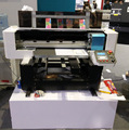 UV flatbed printer for plastics,acrylic,plank,metal,glass etc 1440dpi dx5 printhead machine