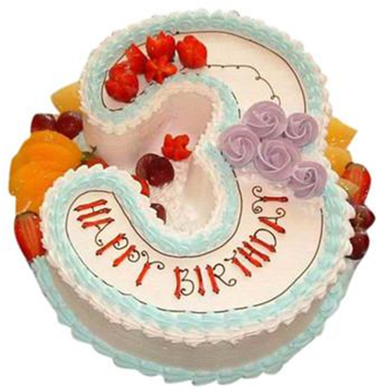 Image result for Birthday 3th cake