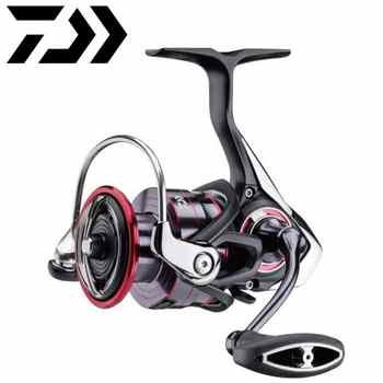 DAIWA Fishing Spinning Reel FUEGO LT 1000D-6000D Fishing Reels 5KG/10KG/12KG Power 5.1:1/5.2:1/5.3:1 Seawater Spinning Reels - DISCOUNT ITEM  0% OFF All Category