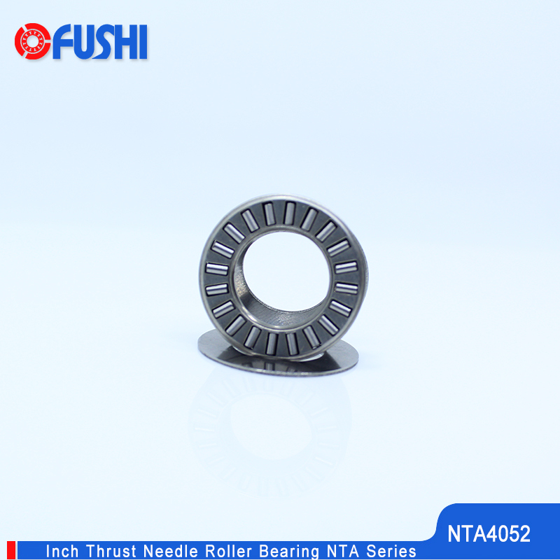 NTA4052 + TRA Inch Thrust Needle Roller Bearing With Two TRA4052 Washers 63.5*82.55*1.984mm5Pcs TC4052 NTA <font><b>4052</b></font> Bearings image