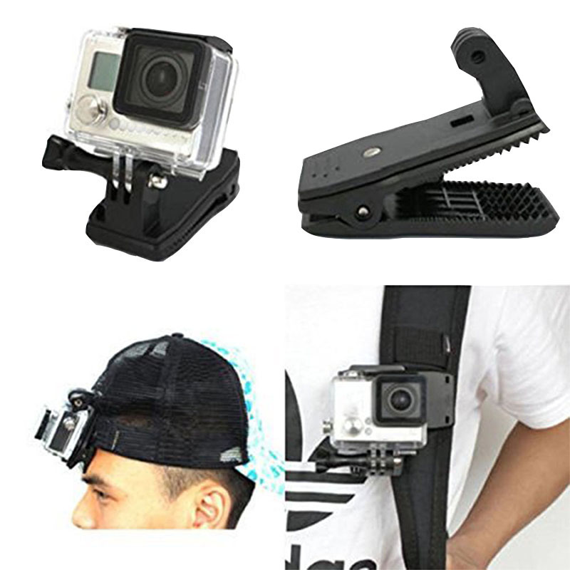 360 degree rotate clip For gopro 3