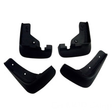 For Mazda CX-5 CX5 2017 2018 Plastic Front + Rear Mudflaps Mud Fender Mud Guard 4pcs Car Styling Accessories!