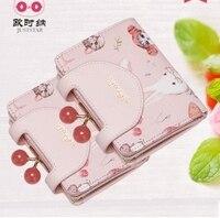 Princess sweet lolita bag Summer and spring Korean version of the student's cute little money folder small wallet OSN070354