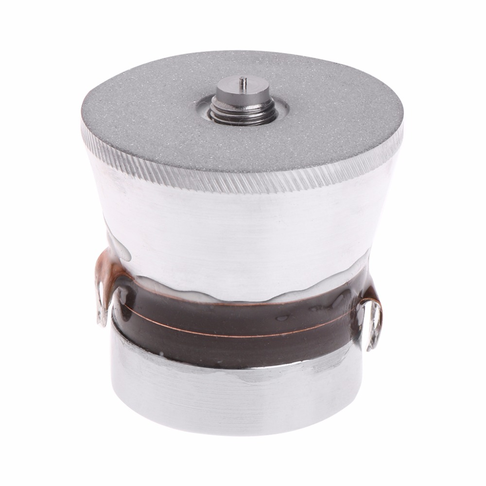 60W 40KHz Ultrasonic Piezoelectric Cleaning Transducer Cleaner High Performance Stainless Steel Transducer 1pcs 60w 40khz high conversion efficiency ultrasonic piezoelectric transducer cleaner 38x45x48mm