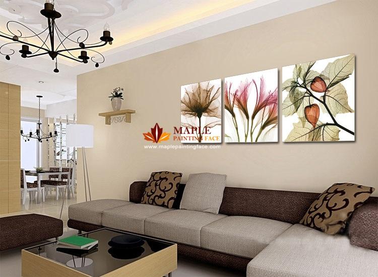 Super Decoration murale salon moderne - cuisine naturelle FA27