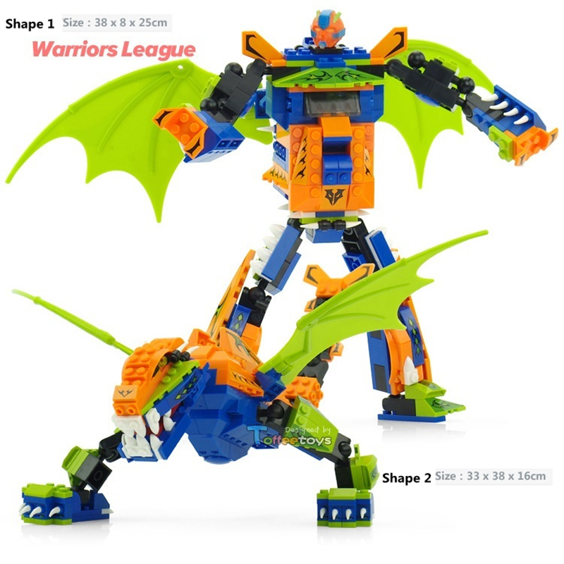 (AOSST)Initiation brains Deformation mech Slushers Lepin bricks Building Blocks action figure Best Toy Christmas Gifts For Child halo initiation