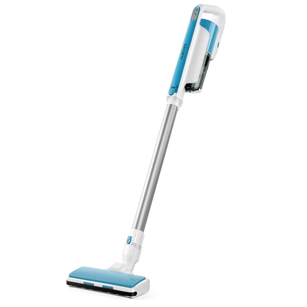Albohes AR172 Portable Handheld Vacuum Cleaner Cordless Lightweight Large Suction Stick Vacuum Home Aspirator Dust Collector