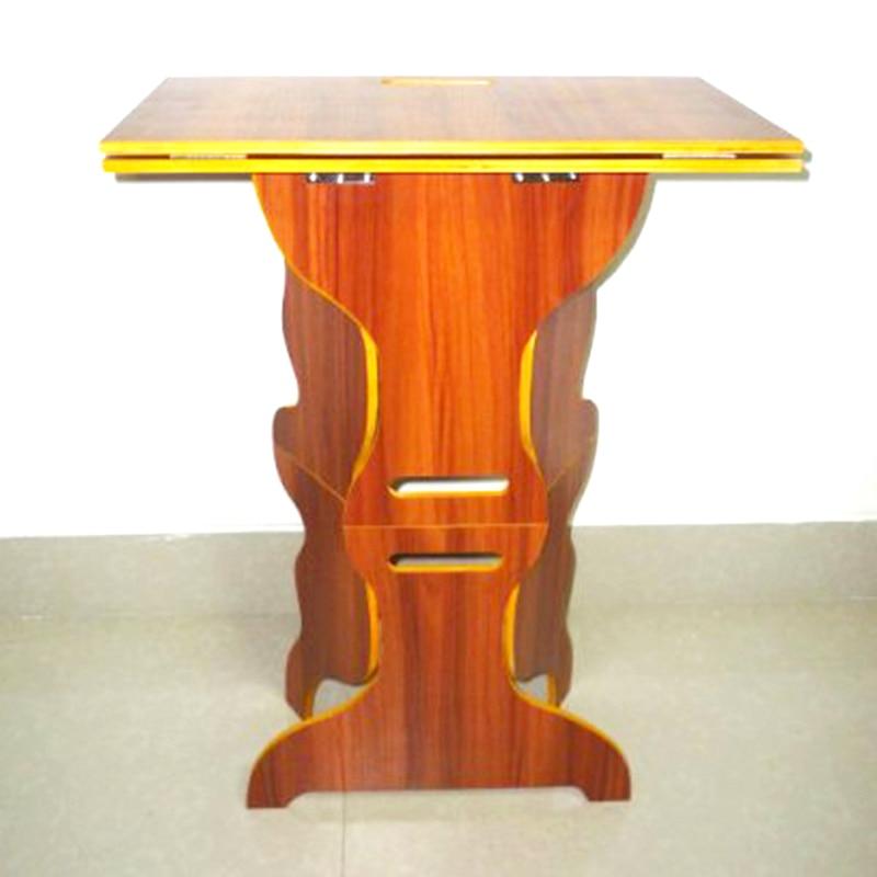 1pcs Pro Wooden Folding Magician Table Magician S Best
