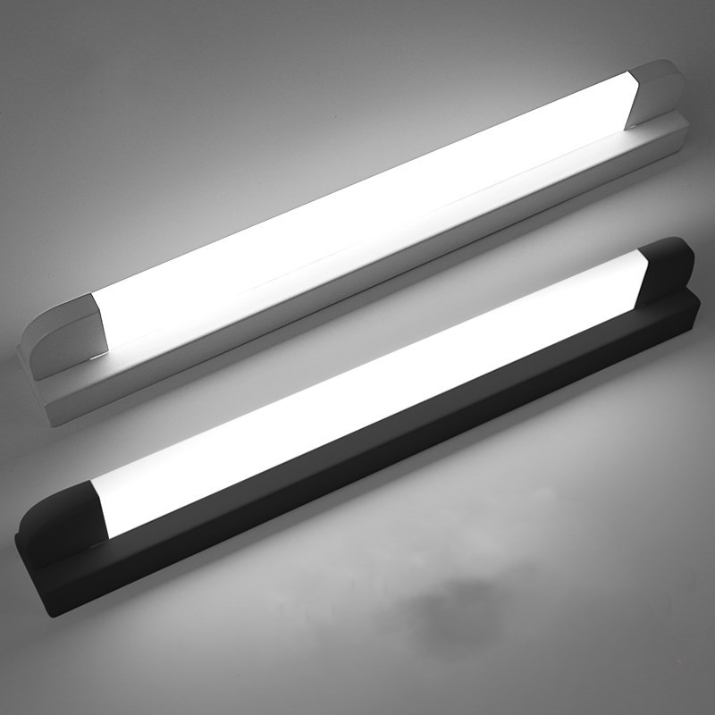 Image 3 - New LED Mirror Light 46 66cm 7W/14W AC110 240V Waterproof Modern Cosmetic Acrylic Wall Lamp For Bathroom Light-in LED Indoor Wall Lamps from Lights & Lighting