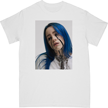 Billie Eilish Shirt When The Partys Over T-Shirt Crying Casual Plus Size T Shirts Hip Hop Style Tops Tee S-3Xl