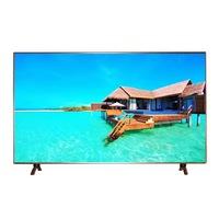 Wifi LED internet TV 50 55 60 65 75 inch smart LED HD LCD TV Television made in China