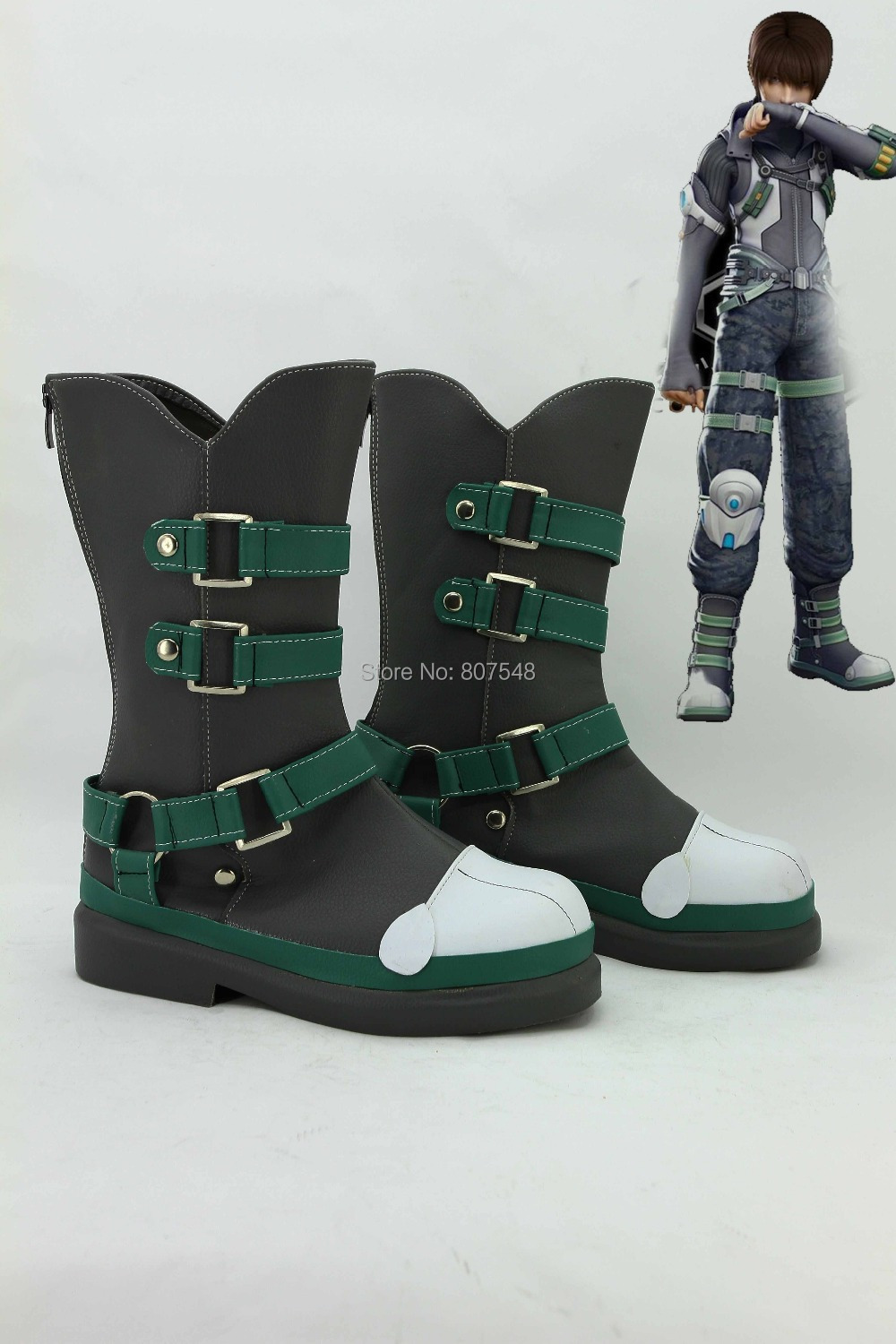 Anime Boy Shoes : anime, shoes, NANOCORE, Anime, Cosplay, Boots, Shoes, Custom, Length, Shipping|shoe, Carnival, Women|shoe, Storage, Cabinet, Homeboots, AliExpress