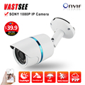 Outdoor IP Camera 1080P 2.0MP SONY imx323 waterproof ip66 onvif2.4 Night Vision video surveillance cameras de seguranca