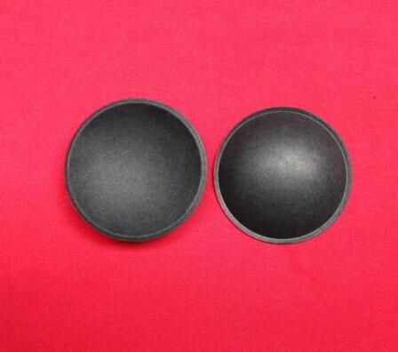 2PCS New 1 Pair 45 mm SPEAKER DOME DUST PP CAP Cover