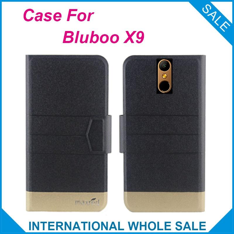 5 χρώματα ζεστά! Θήκη τηλεφώνου Bluboo X9, - Ανταλλακτικά και αξεσουάρ κινητών τηλεφώνων - Φωτογραφία 1