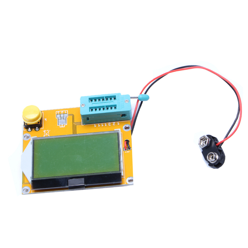 LCR-T4 Transistor Tester Diode Triode Capactitance ESR LCR Meter MOS PNP NPN