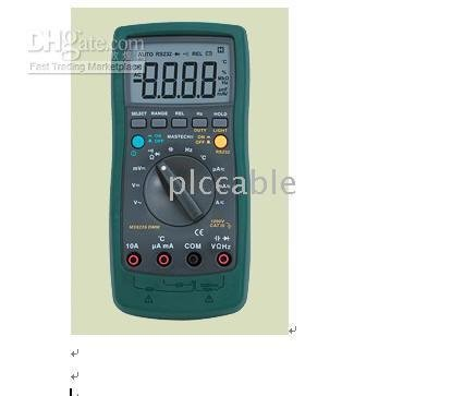 Digital Multimeter MS8226 autorange,with RS232 interface rs232 to rs485 converter with optical isolation passive interface protection