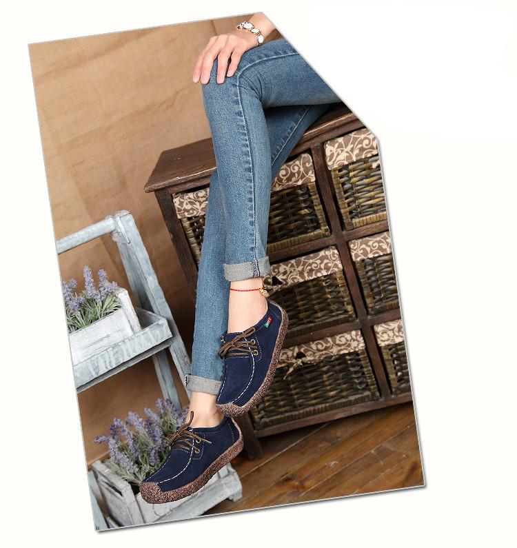 HX 8006 (18) 2018 Spring Autumn Shoes Woman