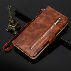 HAISSKY Case For iPhone XS Max XR Leather Case iPhone X 8 7 Plus 6 6s Plus 5 5S SE Wallet Card Luxury Flip Cover Stand Fundas 4