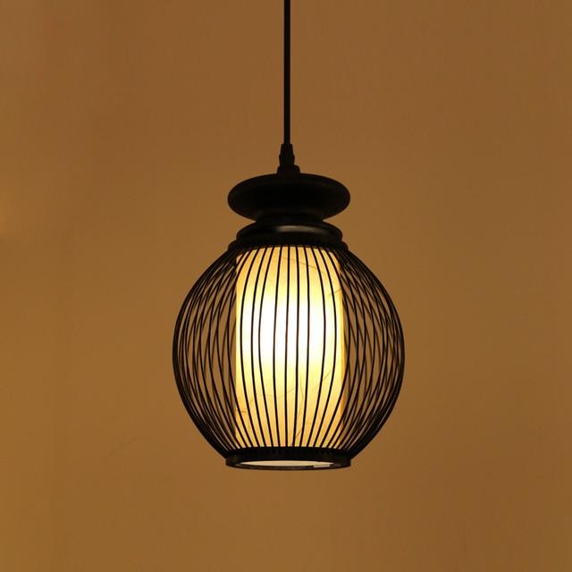 Aliexpresscom Buy Japanese bamboo pendant lights Chinese style