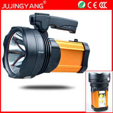 Emergency light Rechargeable Portable LED hunting Spotlight,60W T6 led searchlight,Camping lantern,search lamp,police flashlight