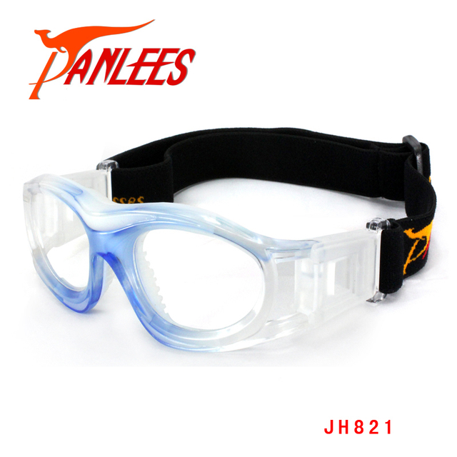 fbb0b46c0e9 Hot Sales Panlees Kids Basketball Goggles Prescription Sports Glasses Sport  Goggles Football Anti-Stock Free Shipping
