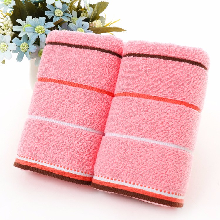 Hot Sell 100% Cotton Hand Face Towel- 35x75cm - New Face Hand Towel- Hotel Home Spa Towels