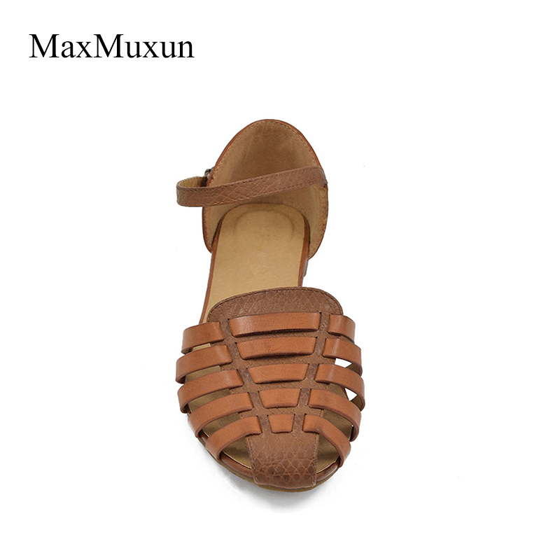 60df328620b ... Summer Rome Ankle Strap Closed Toe Strappy Gladiator Beach Dress Sandals  For Girls Shoes. Previous. Next