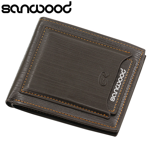 d0c49b178dcb Hot Brand New Designer Men Cow Leather Bifold Wallet Credit ID Card Holder  Slim Purse Clutch 02N7 4OG2-in Wallets from Luggage   Bags on  Aliexpress.com ...