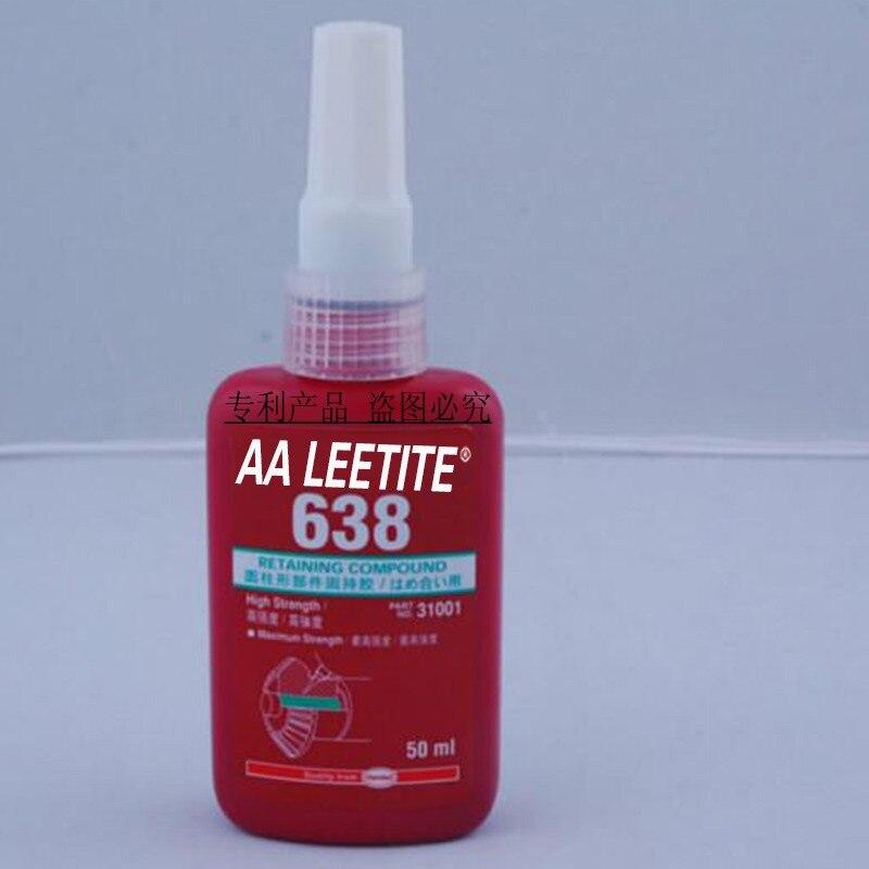 Können Abgenommen Werden 50 Ml Loctite 243 Kleber Schraube Kleber Blau Kleber Anaeroben Klebstoff Moderate Intensität Kartuschen