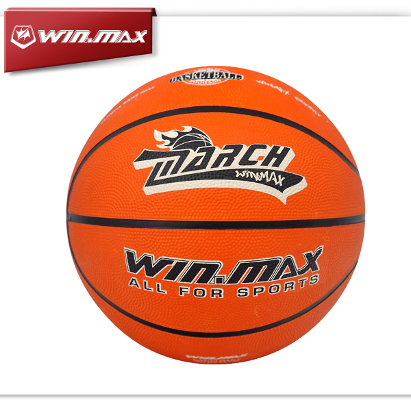 Winmax Outdoor Indoor Game Size 3Size 5Size 7 Small Rubber Pelota Basketball