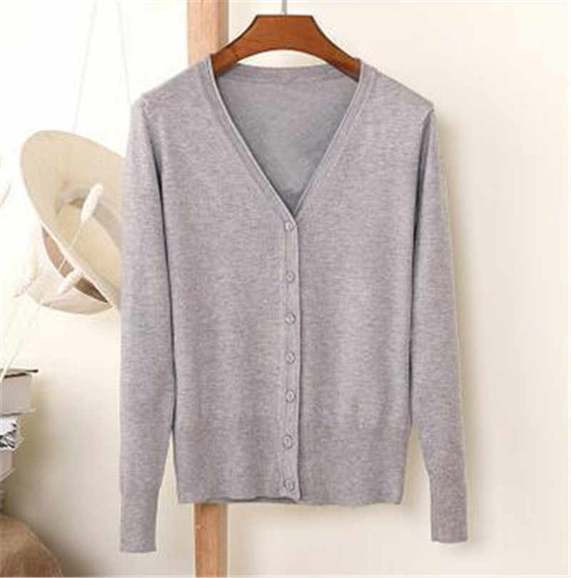 2019 봄 가을 싱글 브레스트 긴 소매 니트 스웨터 숙녀 플러스 크기 4xl 카디건 여성 대형 스웨터 코트 3603