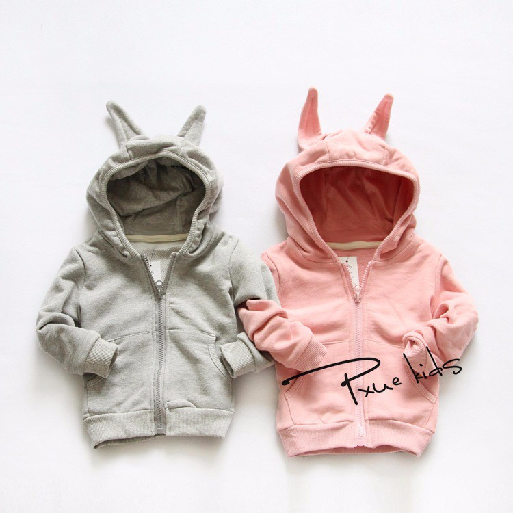 New-Spring-and-autumn-boy-and-girls-Coats-Rabbit-style-cotton-coat-Unisex-children-hoodies-kids-Outerwear-Jacket-tops-2-7Y-5