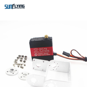 4-кратный робот с сервоприводом, DSSERVO-RDS3225 25 кг, Dc4.8-6,8 в, металлический механизм, цифровой сервопривод для arduino, сервопривод для роботов «сделай сам»