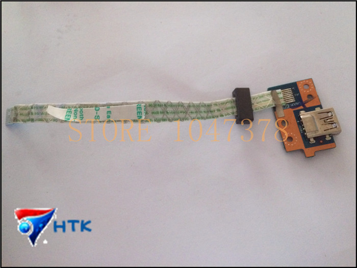 Genuine For DELL Inspiron 15 3521 5521 USB board 75pm1 XFKH2 075pm1 0XFKH2 LS 9102P