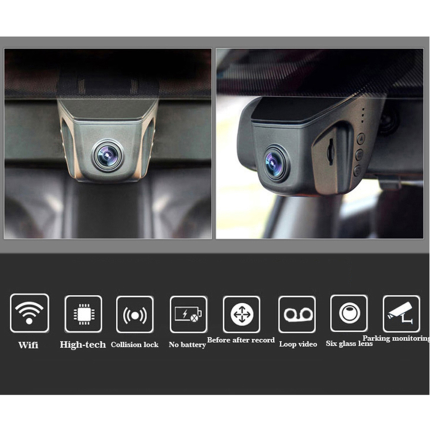 YESSUN Auto Front Dash Camera CAM DVR Rijden Video Recorder voor - Auto-elektronica - Foto 3