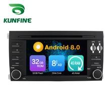 Octa Core 4GB RAM Android 8.0 Car DVD GPS Navigation Multimedia Player Car Stereo for PORSCHE Caynne 2003-2010 Radio Headunit