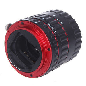 Image 5 - Foleto Auto Focus Macro Extension Ring Plastic Alloy Electronic AF TTL Tube Closeup set For Canon 1200d 7d 5dII 60d DSLR Camera