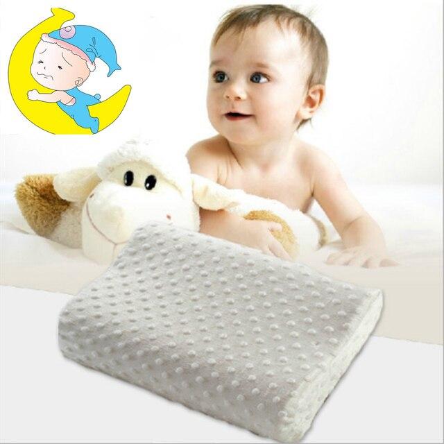 Aliexpresscom Buy Baby Infant Neck Pillow Slow Rebound Memory