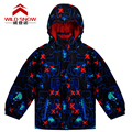 Ski Jacket Children Warm Breathable Outdoor Waterproof Winter Brand Skiing Jacket For Kids Snowboarding Hiking Jackets Snow Coat