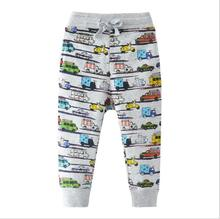 Winter Baby Boy High-quality Cotton Childrens Fashion Children's Pants Soft Thick Casual Sportswear Brand Children's Clothing