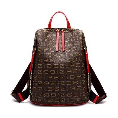 TINTON 2018 fashion sequins soft handle backpacks PVC women zipper leisure school book bags female letter soft backpack