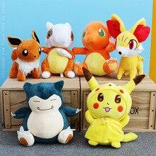 Pokemon go Pikachu pokemon dolls magic baby doll plush toys 8 styles top quality for kids
