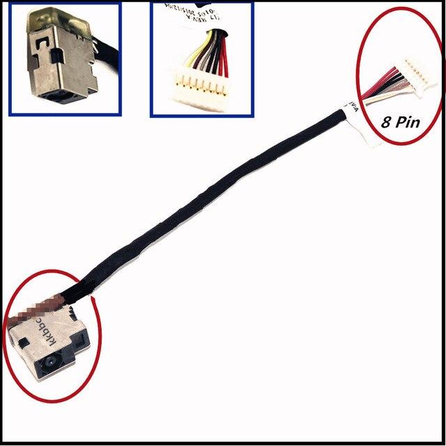 Новый ноутбук DC разъем питания кабель для зарядки разъем порт для hp ProBook 430 G3 440 G3 450 G3 430 440 450 455 470 G1 G2 G3