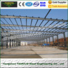 Prefab Steel Structure Shed Customized For Industry Workshop And Warehouse
