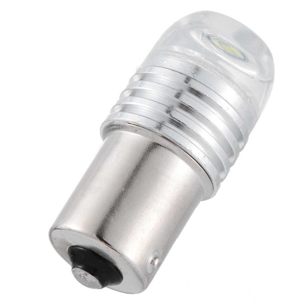 2 Pcs รถย้อนกลับไฟ LED เบรคหยุดหลอดไฟ 1156 BA15S 1157 BAY15D P21W DC 12V