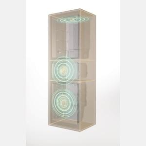 Image 5 - Mới Youpin Viomi Thân Thảo Tủ Lạnh Làm Sạch Không Khí Cơ Sở Lọc Không Khí Mini Vệ Sinh Bụi HEPA Lọc Cho Tủ Lạnh